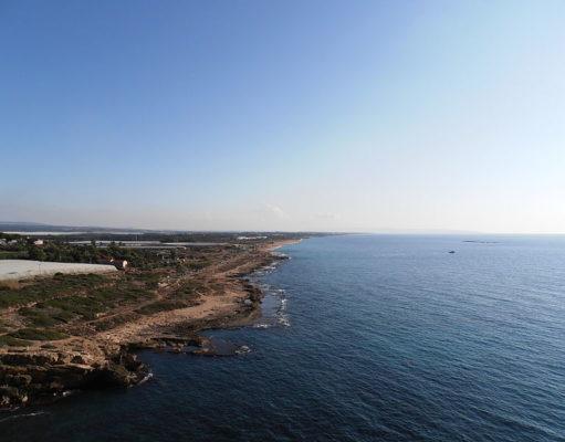 חוף , ים